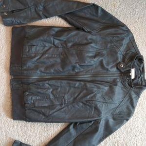 Old Navy Leathet jacket
